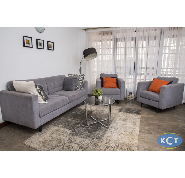 Grey 5 Seater Sofa Set Kenya Credit